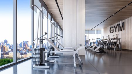 Fitness Center Cleaning by The Complete Clean